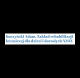 NZOZ Zakład Rehabilitacji Leczniczej dla Dzieci i Dorosłych Adam Kuczyński