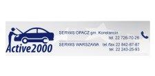 Active 2000 - Warsztat Samochodowy